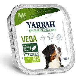 【正規輸入品】YARRAH(ヤラー) ドッグフード ベジタリアンドッグチャンク 犬用 150g