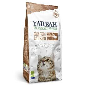 【正規輸入品】YARRAH(ヤラー)キャットフードグレインフリー 猫用 2.4kg