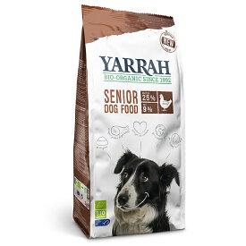 【正規輸入品】YARRAH(ヤラー)ドッグフード シニア 高齢犬用 5kg