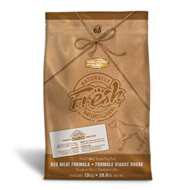 【初回限定】【正規輸入品】ナチュラリー・フレッシュ ドッグフード ポーク&ビーフ 犬用 1kg