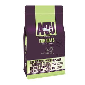 【正規輸入品】AATU キャットフード ダック 成猫用 1kg