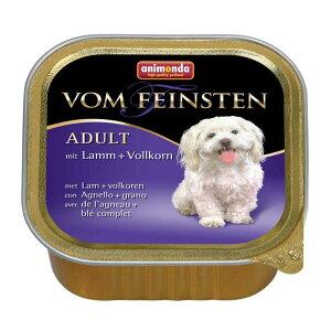 【正規輸入品】アニモンダ フォムファインステン アダルト 鳥肉・豚肉・牛肉・子羊肉・ シリアル 犬用 150g