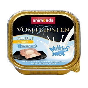 【正規輸入品】アニモンダ フォムファインステン ミルキース アダルト 鶏・ヨーグルト 猫用 100g