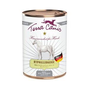 【正規輸入品】テラカニス ハイポアレルジェニック(低アレルギー) 馬肉 犬用 400g
