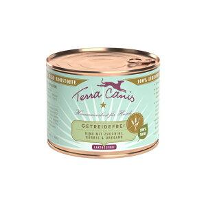 【正規輸入品】テラカニス グレインフリー 仔牛とパセリの根 マンゴー&ブラックカラント 犬用 200g