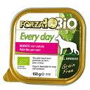 【正規輸入品】FORZA10(フォルツァ10) ドッグフード エブリデイビオビーフウェット 犬用 150g