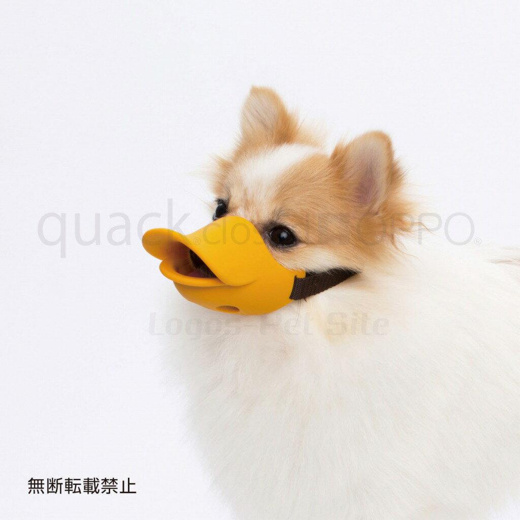 OPPO (オッポ) quackclosed(クアッククローズド)口輪 犬用 Sサイズ オレンジ/ブルー/ルビー