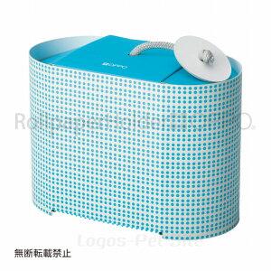 OPPO (オッポ) RollpaperHolder(ロールペーパーホルダー) ブルードット