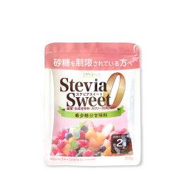 ステビアスイート 300g エリスリトールの約3倍(砂糖の約2倍)甘い新製法ステビア甘味料 カロリーゼロ 糖質制限 調味料 糖質オフ調味料 天然由来甘味料 ケーキ 砂糖の代わりに 手作り パルスイート スイートピア マービーよりおすすめ ロハスタイル LOHAStyle [M便 1/6]