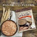 スーパー大麦 バーリーマックス 800g 食物繊維がもち麦の2倍 レジスタントスターチ ハイレジ β-グルカン フルクタン …