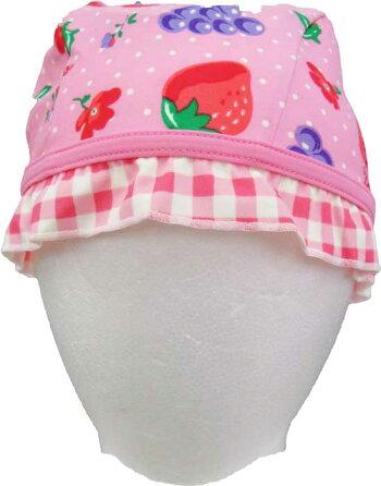 ザジーザップスZazzyZaps子供用スイムキャップ水着青空柄男の子夏休み海プールキッズ子供帽子