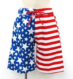 ザジーザップス Zazzy Zaps 子供用 水着 アメリカン柄 男の子 スイムウエア 夏休み 海 プール キッズ 子供 ズボン パンツ