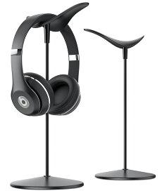 ヘッドホンスタンド ヘッドホン 掛け ハンガー アルミ 合金製バー 樹脂製 便利 収納 保管 卓上 デスク スタンド 組み立て式 シンプル おしゃれ ヘッドセットスタンド ヘッドホンすたんど ヘッドフォン ディスプレイ ヘッドセット headphone stand インテリア