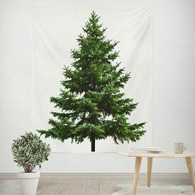 即納 クリスマスツリー タペストリー 150X100cm 壁掛けタペストリー 飾り布 クリスマスデコレーション インテリア ツリータペストリー ウォール 雰囲気作り リビングルーム 玄関 部屋 パーティー