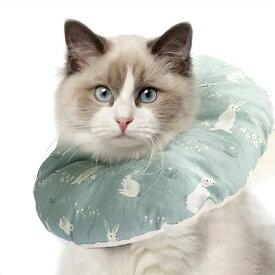 即納 エリザベスカラー 犬 猫 ソフト やわらか 綿質 軽量 術後 傷口保護 傷舐め防止 引っ掻き防止 介護 ヘルスケア 術後ウェア 送料無料