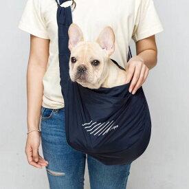 ペット スリングバッグ 抱っこ紐 ペットスリング 犬 猫 ペットバッグ ショルダーバッグ お出かけ抱っこ 肩掛け 斜めがけ ドッグスリング 飛び出し防止 小型犬用 長さ調整可能 折りたたみ 通院 避難 旅行 お出かけ ペット用品