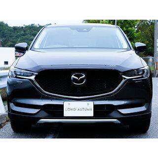 MazdaKFCX-5ボンネットプロテクタースモークバグガード2017-2019オーストラリアマツダ純正