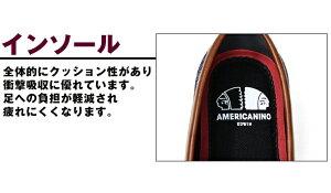 メンズスリッポンローカットビット軽量カジュアルシューズ靴くつブランドAMERICANINOEDWINAE-873NAVYBROWNGRAYDENIMデニムアメリカニーノエドウィンかっこいいおしゃれ秋冬