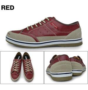 メンズスニーカーローカット軽量カジュアルシューズWHITEBROWNNAVYREDBLACKホワイトブラウンネイビーレッドブラック靴くつブランドAMERICANINOEDWINAE-827アメリカニーノエドウィン白茶紺赤黒