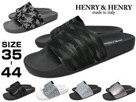 メンズ サンダル シャワーサンダル ブランド henry&henry ヘンリーアンドヘンリー イタリア製 シャワサン