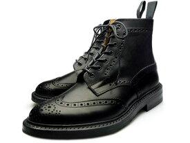 TRICKER'S COUNTY BOOTS MALTON BLACK M2508トリッカーズ カントリーブーツ マートンブラック 黒 TRICKERS ブランド 送料無料