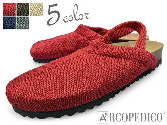 女装凉鞋 ARCOPEDICO 密切凉鞋 arcopedico 特写舒适凉鞋休闲品牌 Yep_100
