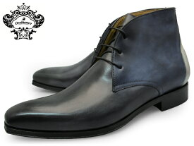 OROBIANCO CHUKKA BOOTS ARCO GRIGIO オロビアンコ チャッカブーツ アルコ グリージョ グレー ブルー ネイビー 灰色 青 紺色 メンズ イタリア 靴 送料無料