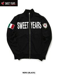 【SWEET YEARS】 トラックジャケット スウェット 保温 SY32 by SWEET YEARS Official Webshop(エスワイサーティトゥバイスウィートイヤーズ オフィシャルウェブショップ) [8602SY]