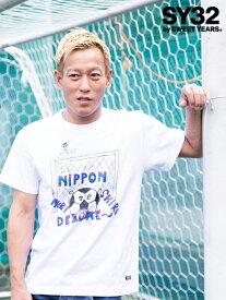 【じゅんいちダビッドソンコラボ】NOBISHIRO TEE Tシャツ OFFICIAL SY32 SWEET YEARS スウィートイヤーズ オフィシャル イタリア スポーツ カジュアル サッカー フットサル ウェア
