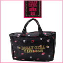 ANNA SUI【DM便無料】Dolly Girl by Anna Si バッグインバッグ bag in bag バック ファスナー付 コスメポーチ ランチ…