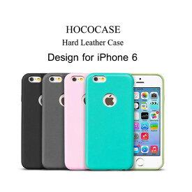 最短翌日配達 iPhone6 ケース カラー iPhone6s カバー シンプル 耐衝撃 持ちやすい 落下防止 レザーケース フリップケース iPhoneケース アイフォンカバー アイフォンケース【HOCO】 PARIS SS0904