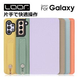 LOOF Hold Galaxy Note 20 Ultra A41 ケース 手帳型 S20Ultra S20 plus S10 カバー 本革 A20 手帳型ケース S10+ A30 A21 A51 5G A7 SCV43 スマホケース SCV42 SC-03L SCV41 Feel2 S9+ S8 Feel S9 S8+ S7edge S6 edge レザーケース 手帳型カバー カードポケット リング付き