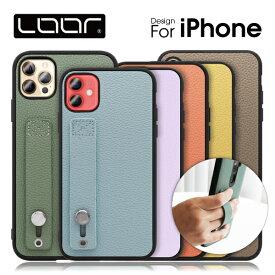 LOOF Hold iPhone 12 ケース iPhone 11 Pro Max カバー 本革 ベルト付き iPhone12 mini SE 第二世代 2020 SE2 ケース XR カバー iPhone8 ハードケース iPhoneXS ハードカバー XSMax iPhone7 iPhone6 7Plus 6Plus 6sPlus 8Plus ストラップホール レディース メンズ