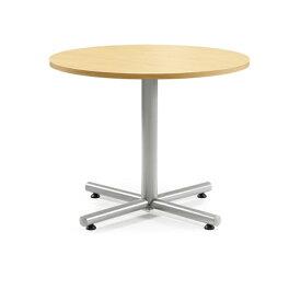 【法人限定】 ラウンジテーブル 丸型 直径900mm 送料無料 ロビー ラウンジ ミーティングスペース リフレッシュ・ラウンジテーブル BT-900R