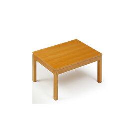【法人限定】 センターテーブル W900×D500mm 送料無料 応接室 ラウンジ ロビー 木製テーブル ローテーブル 応接テーブル CTA-9050YE