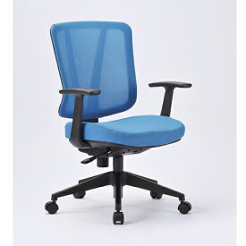 オフィスチェア 肘付き 送料無料 デスクチェア メッシュチェア ミーティングチェア PCチェア オフィス家具 チェア 事務所 KS-1050