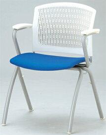 スタッキングチェア いす イス 椅子 MC-381WG 送料無料
