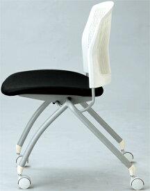 【法人限定】★送料無料★ スタッキングチェア 平行スタッキング 椅子 MC-386WG