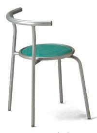 ミーティングチェア スタッキング スツール 会議用チェア スタッキングチェア 背付き ビニールレザー 丸椅子 オフィスチェア おしゃれ チェアー イス RC-70