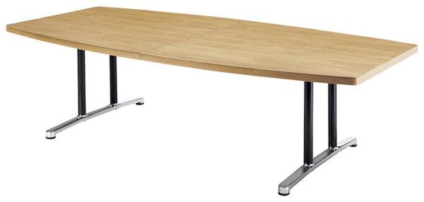 ミーティングテーブル DWL-2412B 机 つくえ デスク LOOKIT オフィス家具 インテリア