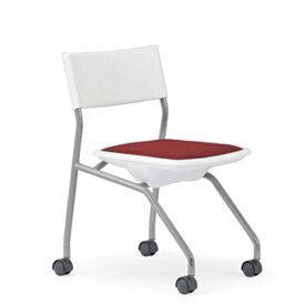 【法人限定】チェア スタッキングチェア 学校用 椅子 MC-121WG