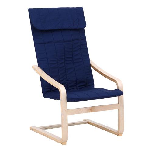 リラックスチェアスリムマッサージシート用高座椅子ロッキングチェアーダイニングチェアー北欧木製おしゃれマッサージ1人掛け椅子チェアA1041E