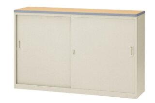 ハイカウンターNSH-15SW1500mm150cm受付台インフォメーション記載台本棚書庫