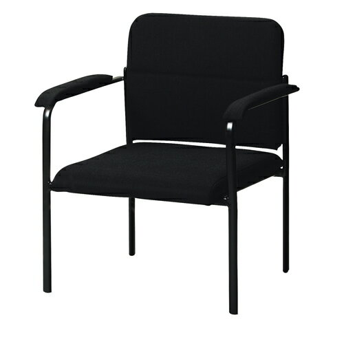 ミーティングチェア椅子会議会社シェラB(肘付)