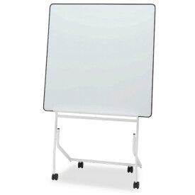 【法人限定】 ホワイトボード 脚付 幅914mm 両面 ミーティングボード 白板 掲示板 店舗 施設 KMB-700 LOOKIT オフィス家具 インテリア