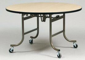 円テーブル 1800mm 大型 会議 ミーティング ETZ-1800 LOOKIT オフィス家具 インテリア