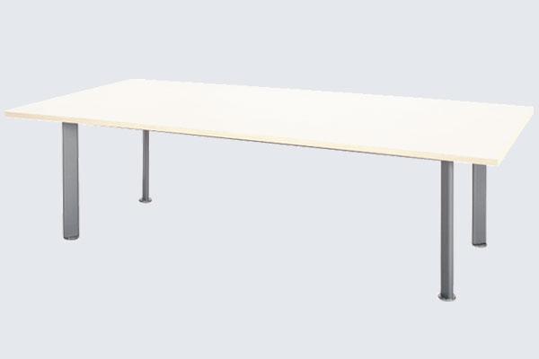 ミーティングテーブル ワークデスク 作業用 NEB-2110 LOOKIT オフィス家具 インテリア