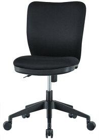 【法人限定】 チェア キャスター付 布張り 4色 オレンジ ブラック ライム ブルー イス オフィスチェア 椅子 OC-102 ルキット オフィス家具 インテリア