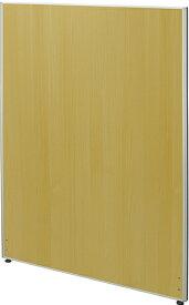 【法人限定】 パーテーション 幅600×高さ1800mm 脚付き 自立式 パーティション 間仕切り 木目 パネル 衝立 チーク ローズ ホワイト 白 Z-1806M-OSL