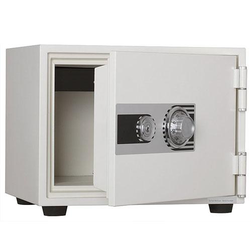 耐火金庫 ダイヤル式 17L A4対応 金庫 PHDI-30D ルキット オフィス家具 インテリア